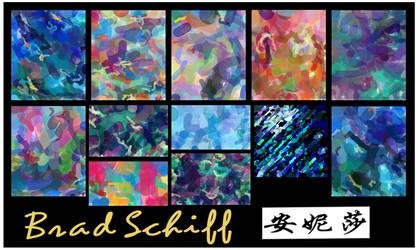 Tiffa Project Abstract Series 2