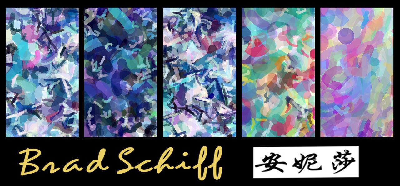 Tiffa Project Abstract Series 1