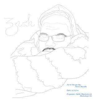 Zach - Portrait Challenge 2020