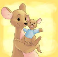 Kanga Roo by danke-kitten