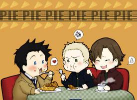 SPN- Pie...is good by Oune