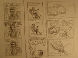 Leviathan Comic Extravaganza