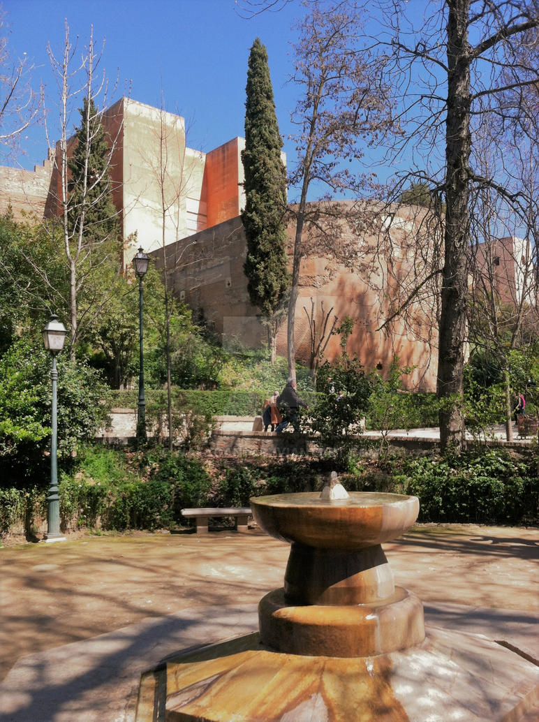 La Alhambra by wafagan14