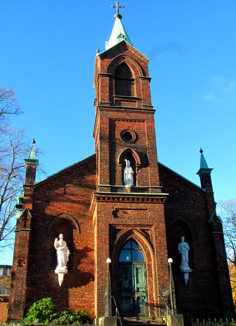 Pyhan Henrikin Katedraali by Daghrgenzeen