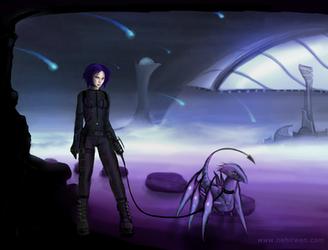 Alien by Nehirwen