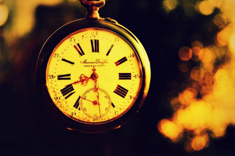 grandpa's watch by ElenaCute