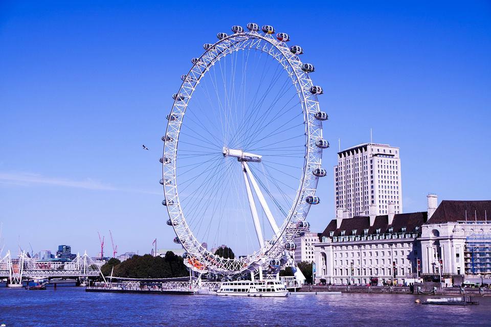 London Eye by ElenaCute