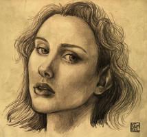 Portrait by Kekel