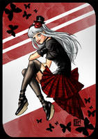 Punk lolita by Kekel