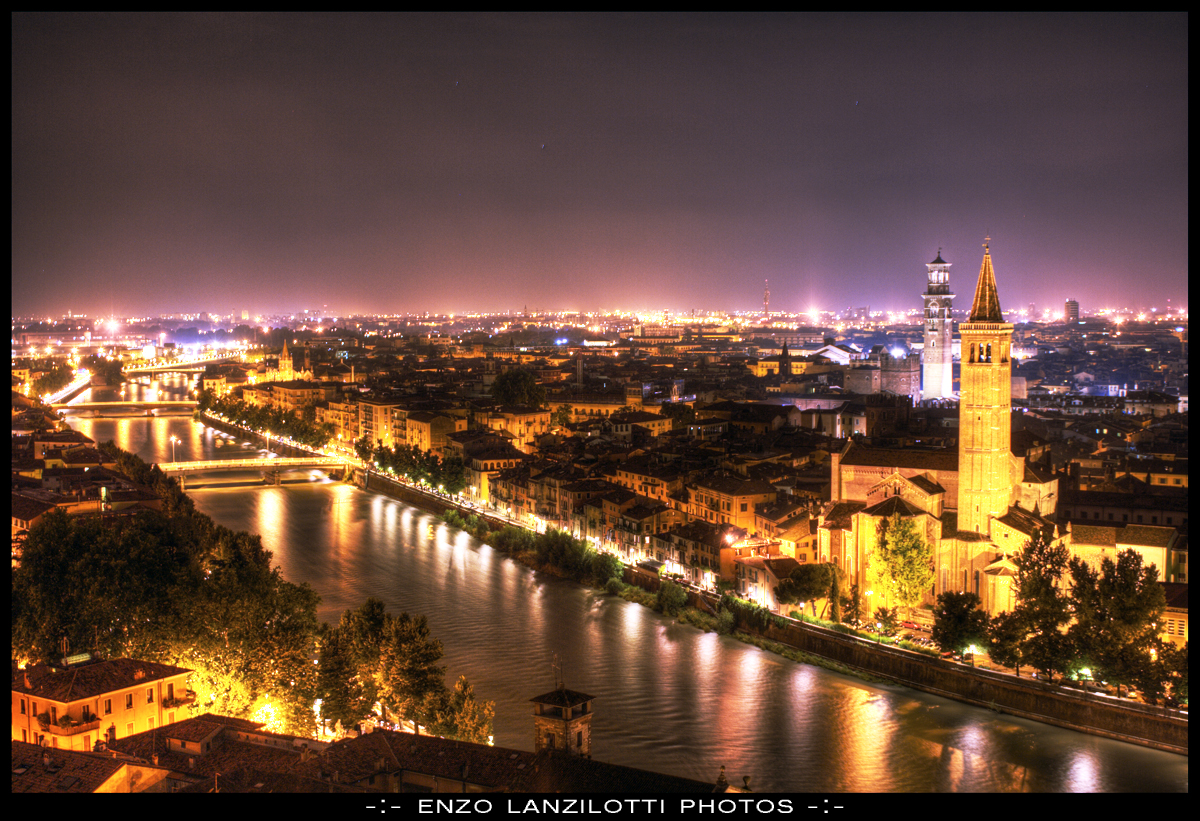 Verona City Tour Train