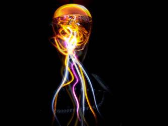 medusa light by MINUIT4661