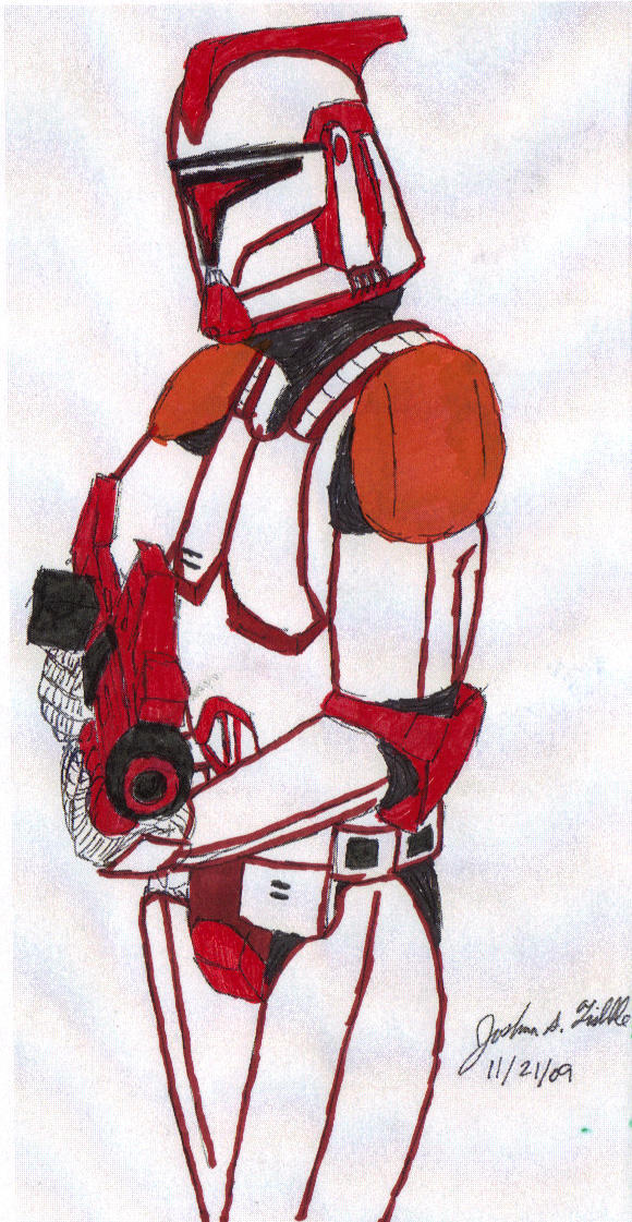 RP Red clone