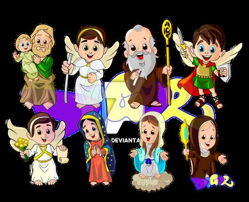 little saints