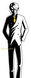 One Piece - Sanji is Cool. by jedielf