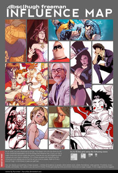 Influence Map.