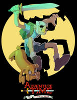 Adventure time.. by HughFreeman