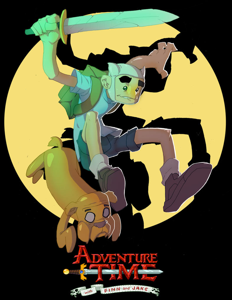 Adventure time.. by HughFreeman
