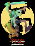 Adventure time..