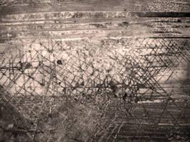 Monoprint 17 by pendlestock