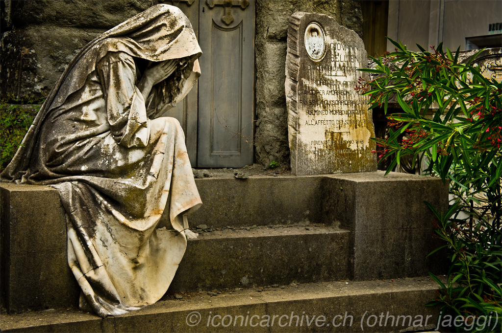 Cemetery San Miniato al Monte, Florence by iconicarchive