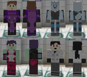 Mahou Galaxy - Minecraft Skins