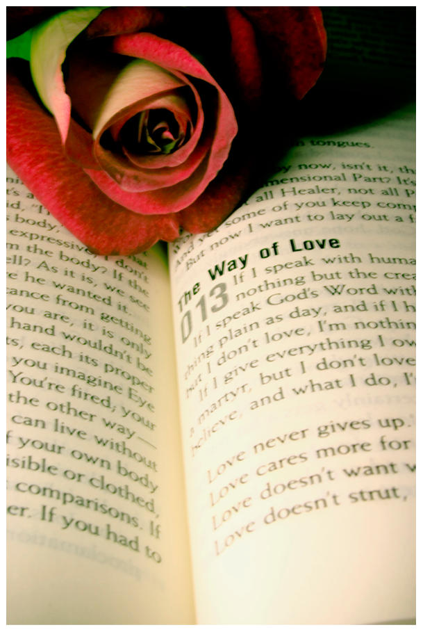 The Way of Love by heavenzchild