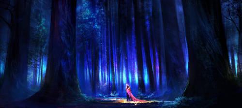 Blu Forest