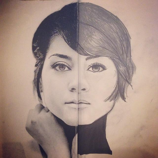 Portrait Attempt #2 by Jocyhope
