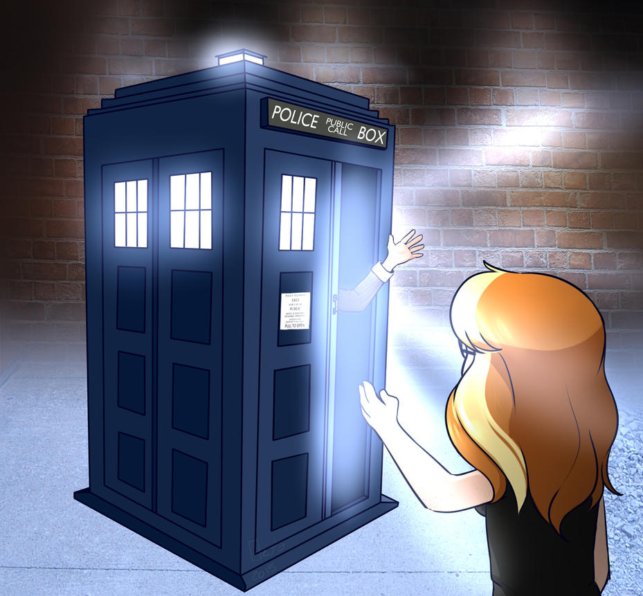 Dr. Who- Yes I'll Come by Jocyhope