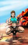 Soulmate's Tomb Raider