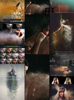 Dust Explosion Caos Effect by GraphicAssets