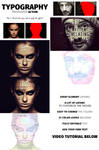 Typography Photoshop Action by GraphicAssets