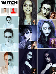 Witch Photoshop Action by GraphicAssets