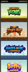 Game Title by GraphicAssets