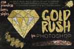 Gold Rush For Photoshop