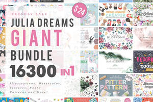 16300 in 1 - GRAPHIC GIANT BUNDLE by GraphicAssets