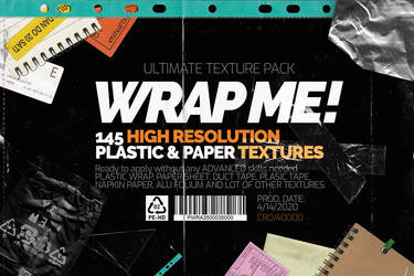 Wrap Me! Ultimate Textures Pack by GraphicAssets
