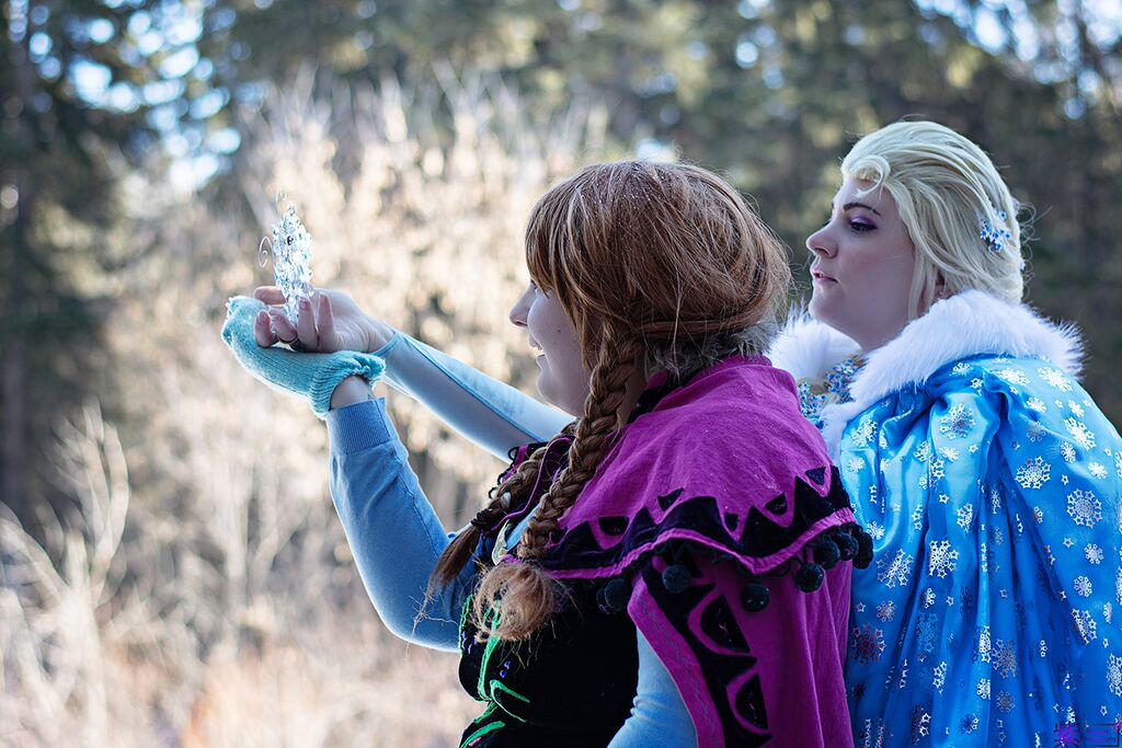 Frozen - Let Me Share My Magic by KawaiiBakaNekoDesu