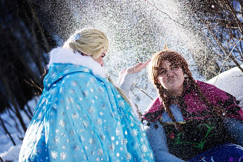 Frozen - Elsaaaaaaa by KawaiiBakaNekoDesu