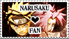 NaruSaku Stamp by Nighty-san