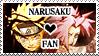 NaruSaku Stamp by Nighty-san