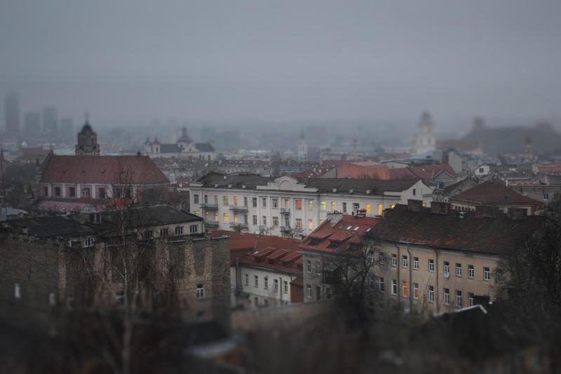 Vilnius by Andean