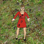 Sarah Palin Flattened