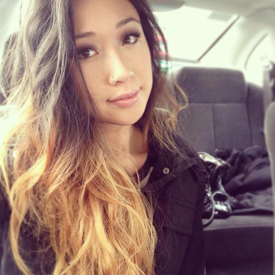 Car selfie 2 by lookherup