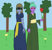 Me and My Sister in Starbound