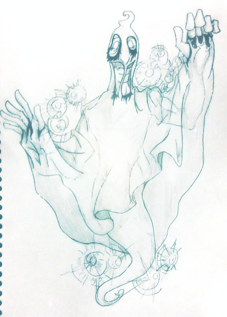 Phantom by Arkand