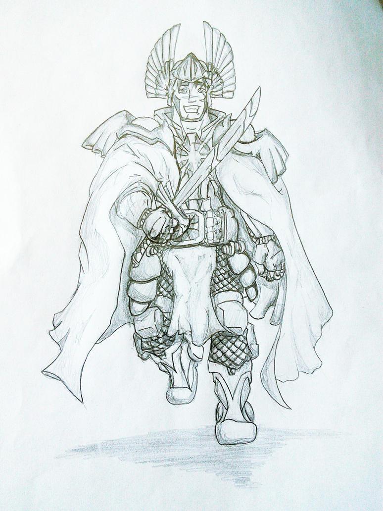 Dalamar by Arkand