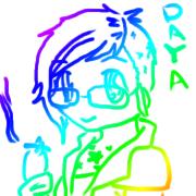 Daylala on Roliana by realAniram