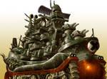 Cuarto jefe Metal Slug 2
