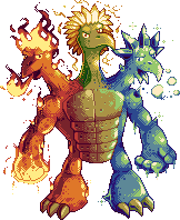 RGB Monster by AlbertoV